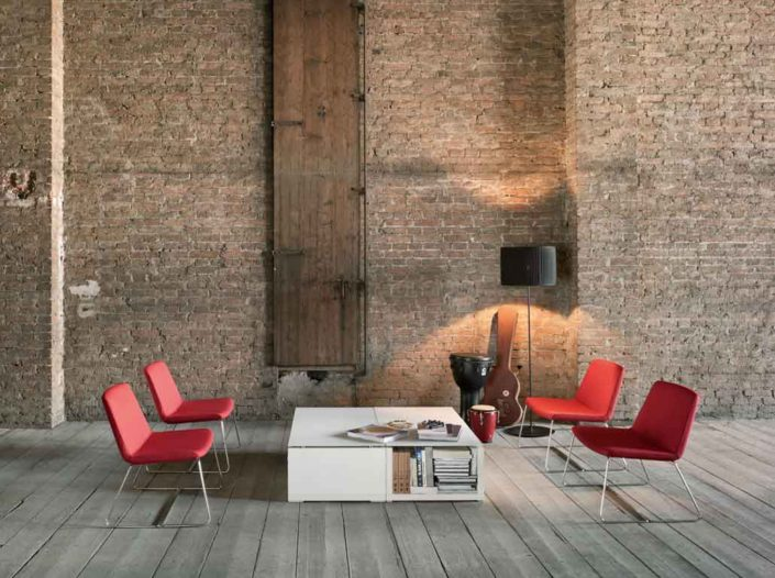 BAG Bürosysteme Produktwelten Lounge