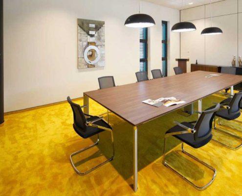 BAG Bürosysteme Produktwelten Meeting