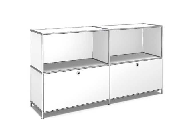 Viasit System4 Sideboard Bag Buro Objekteinrichtungen