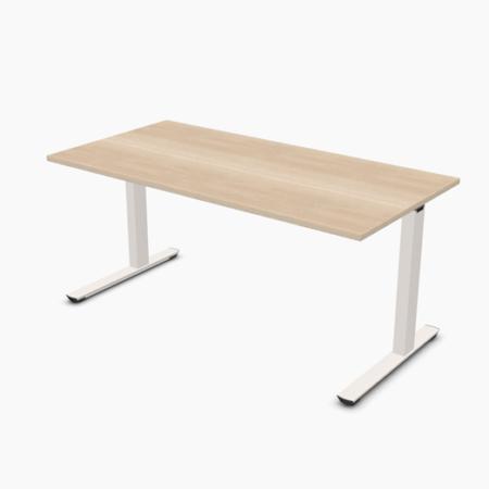 palmberg crew schreibtisch 120 x 80 cm feste h he bag b ro objekteinrichtungen. Black Bedroom Furniture Sets. Home Design Ideas