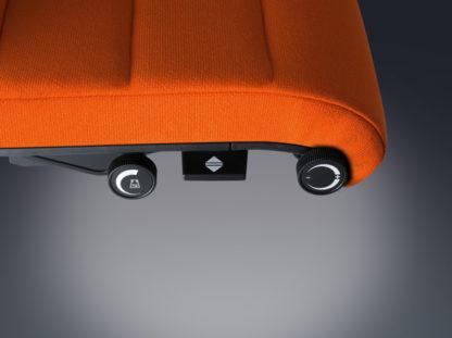 AirPad Bedienhebel
