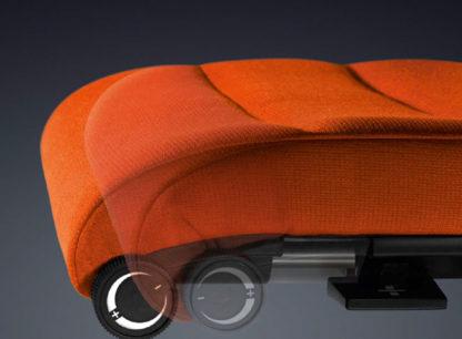AirPad Sitztiefenverstellung