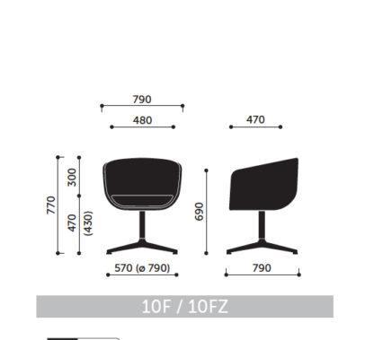 PROFIm-NU-10F-Sessel