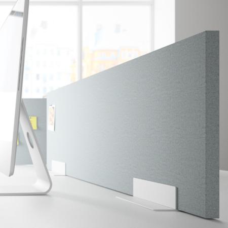 Palmberg-Multipanel-Akustik mit Standfuss