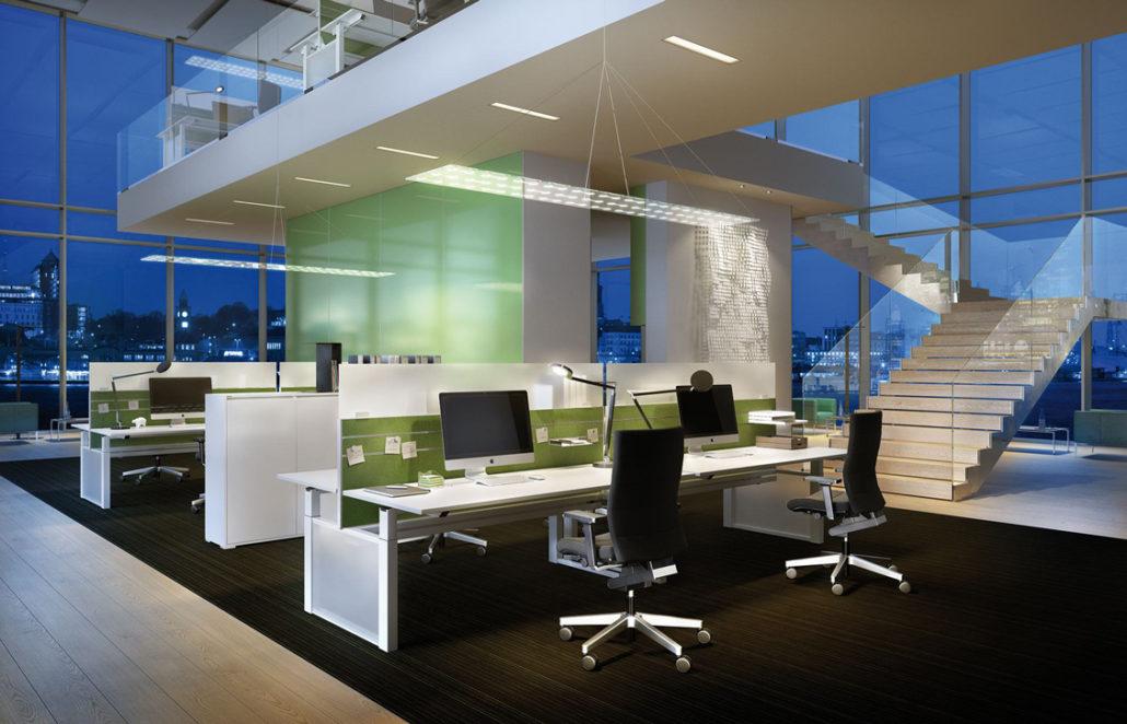 BAG Bürosysteme Arbeitsplatzanalyse