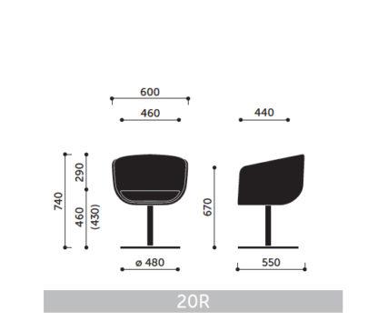 PROFIm-NU-20R-Sessel