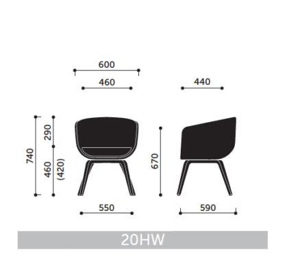PROFIm-NU-20HW-Sessel