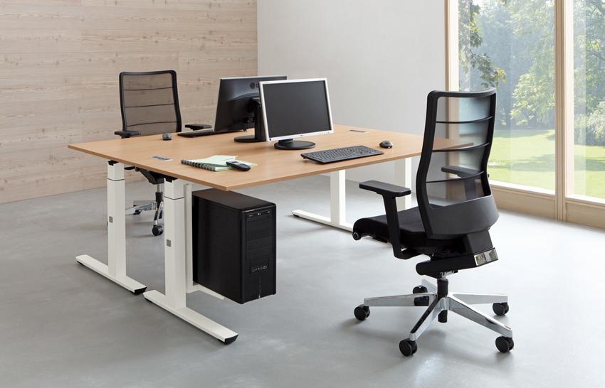 palmberg crew schreibtisch 120 x 80 cm he bag b ro objekteinrichtungen. Black Bedroom Furniture Sets. Home Design Ideas