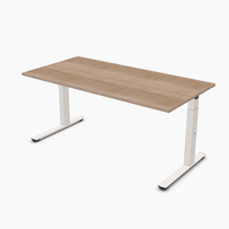 Palmberg CREW Schreibtisch hoeheneinstellbar