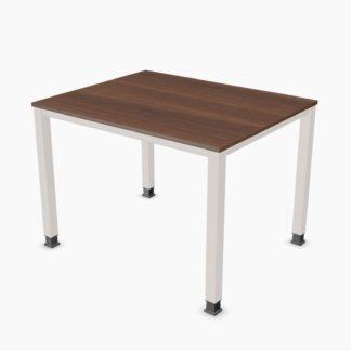 Palmberg SINAC Schreibtisch Q Quadratrohr 100 x 80 cm