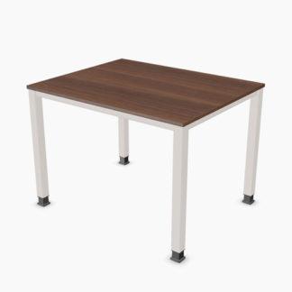 Palmberg SINAC Schreibtisch Q Quadratrohr 120 x 80 cm
