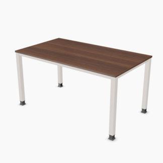Palmberg SINAC Schreibtisch Q Quadratrohr 140 x 80 cm