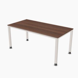 Palmberg SINAC Schreibtisch Q Quadratrohr 160 x 80 cm