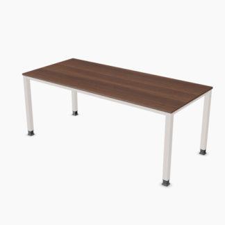 Palmberg SINAC Schreibtisch Q Quadratrohr 180 x 80 cm
