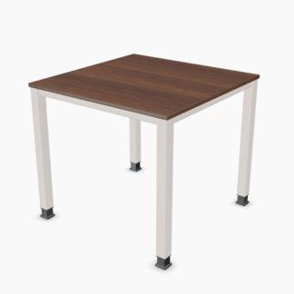 Palmberg SINAC Schreibtisch Q Quadratrohr 80 x 80 cm