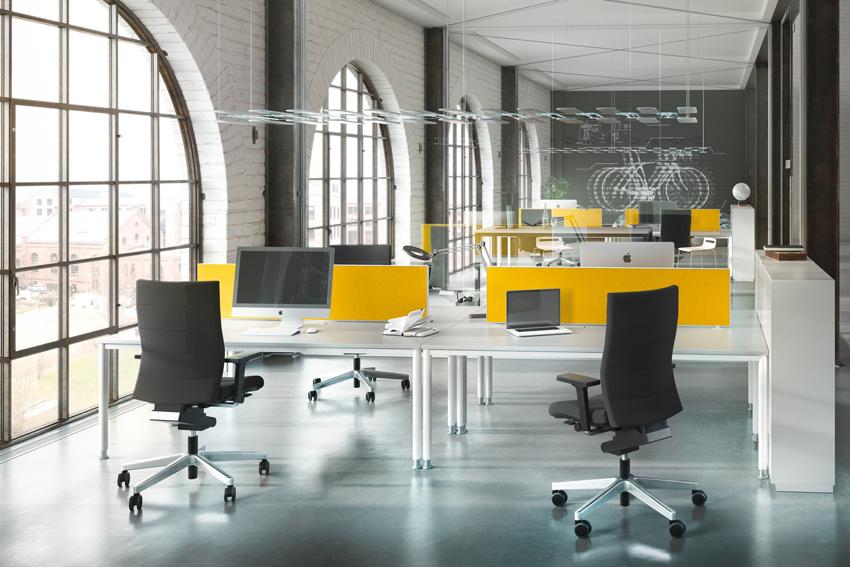 Bürostuhl ergonomisch und schnell geliefert von Büromöbel in Reutlingen – BAG-Büromöbel Online-Shop